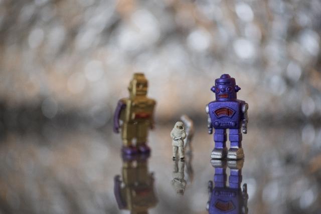 古代のロボット?ゴーレムの不思議と人工知能や暴走について