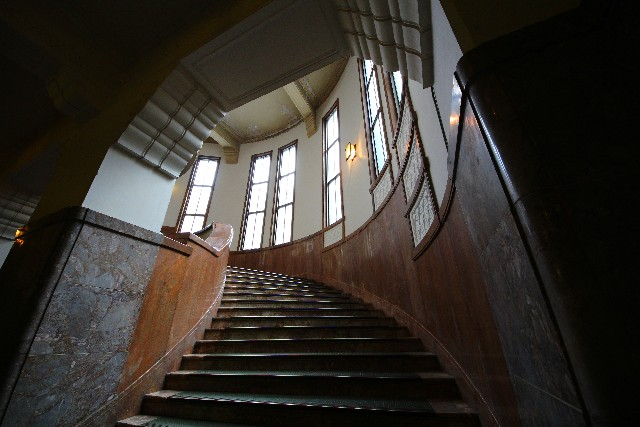 なぜか崩れることのない聖ヨセフの螺旋階段とは?
